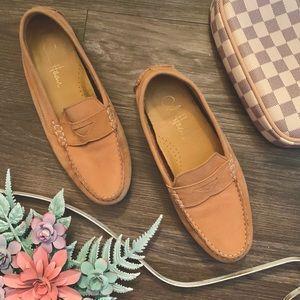 Minimally worn Cole Haan X Nikeair loafers